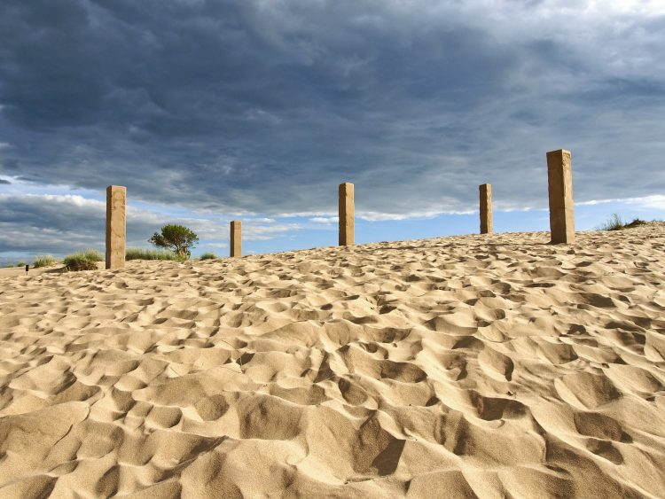 Ode To Temporality (Castles Made Of Sand)